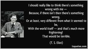 TS Elliot